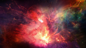 Space texture background Stock Image
