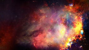 Space texture background. For both of print and web Stock Photo