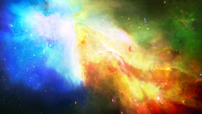 Space texture background Stock Photography