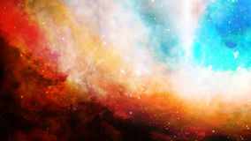Space texture background Stock Images
