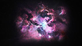 Space texture background Royalty Free Stock Photos