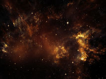 Space Texture Stock Photography