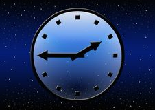 Space time Stock Photo