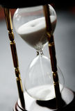 Space of time, hourglass Royalty Free Stock Photo