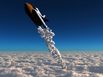 Space transport Stock Photography