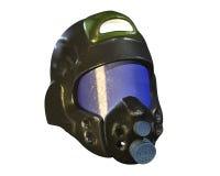 Space Traveler S Helmet Royalty Free Stock Image