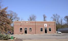 Space Walk of Memphis, TN Stock Photography