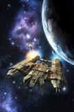 Space War Stock Photo