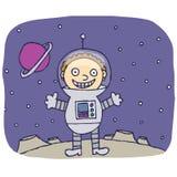 Spaceboy Fotos de archivo