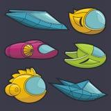 Spacecraft Stock Photography