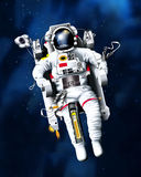 Spaceman stock images