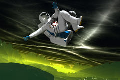 Spaceman 39 Foto de Stock Royalty Free
