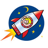 spaceman Foto de Stock