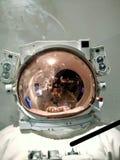 spaceman Royaltyfri Fotografi