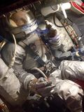 spaceman Arkivbild