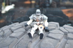 Spaceman. Picture about spaceman on the rest Stock Photography