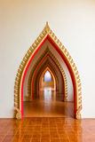 spaceru buddyjski sposób Obraz Stock