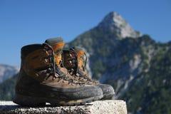 spacery butów. Fotografia Stock