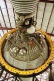 spaceship κατασκευής Στοκ Εικόνα