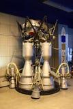 spaceship μηχανών Στοκ εικόνα με δικαίωμα ελεύθερης χρήσης