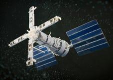 spaceship fotos de archivo