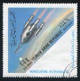 spaceship foto de archivo libre de regalías