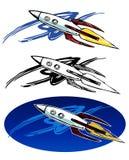 Spaceship Royalty Free Stock Photo