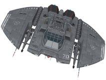 spaceship Images libres de droits