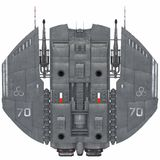 spaceship Image stock