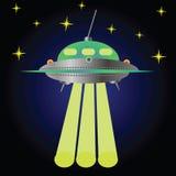 Spaceship Stock Photo