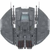 Spaceship Stock Images