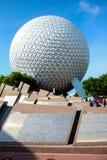 Spaceship Earth, Epcot Center, Orlando Florida Stock Images