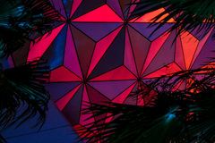 Spaceship Earth at Epcot Center, Orlando Florida Royalty Free Stock Photo