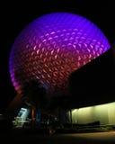Spaceship Earth at Epcot Center, Orlando Florida Royalty Free Stock Images