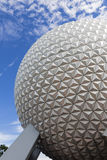 Spaceship Earth Royalty Free Stock Image