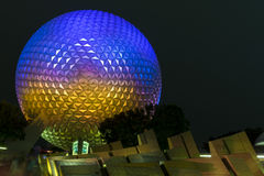 Spaceship Earth Royalty Free Stock Photography