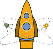 Spaceship Stock Photography