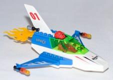 Lego Spaceship Stock Images
