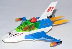 Lego Spaceship Royalty Free Stock Photos