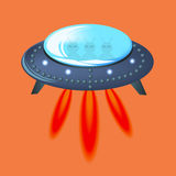 Spaceship Royalty Free Stock Images