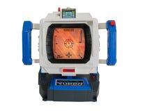 Spaceship shooting game toy
