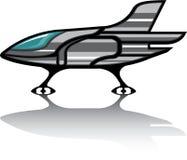 Spaceship vector Stock Photo