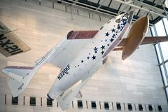 SpaceShipOne Royalty Free Stock Image