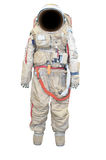 Spacesuit Royalty Free Stock Photography