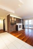 Spacious apartment - Interior Royalty Free Stock Photo