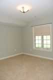 Spacious Empty Room. In New House Royalty Free Stock Photography