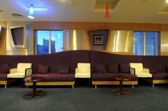 Spacious lounge Stock Photos