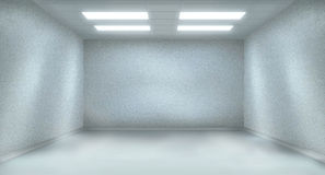 Spacious Room Royalty Free Stock Photography
