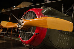 Spad-Propeller Stockbild