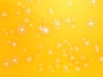 spadać śnieg Zdjęcia Royalty Free